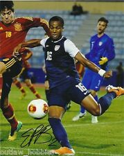 Team USA Erik Palmer Brown Autographed Signed 8x10 Photo COA A