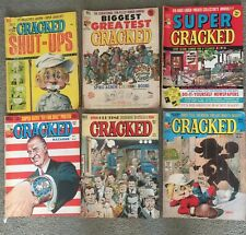 New listing Cracked Dell Comic Books 1971