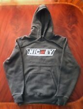 Official Nickey Chicago Brand Hoodie - Gray