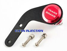 RED 19MM Trans Brake Launch Momentary activation Push Button powerglide turbo