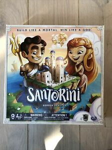 Spin Master 6040699 Santorini Strategy Board Game