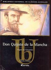 Don Quijote de la Mancha Don Quixote de la Mancha (Classics for Young Readers Se