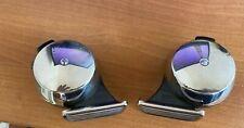 NOS Bosch Fanfare Horns fits Mercedes Porsche VW Vintage Cars