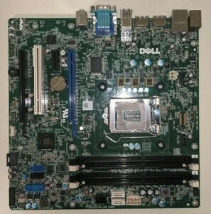 Dell 0F5C5X Optiplex 7020 MT Motherboard Socket LGA1150 DDR3 F5C5X w/ I/O Shield