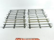 bb499-1 #10x MÄRKLIN escala 0 Vía / Carril Recto (26 cm) PARA