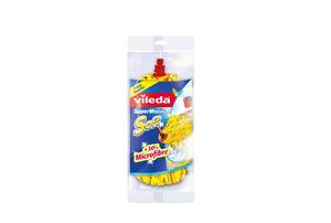 Vileda Supermocio Soft + 30% Microfibre Replacement Mop Head Refill