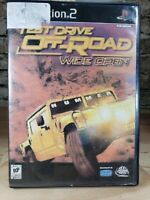 TEST DRIVE OFF ROAD WIDE OPEN  Playstation 2 MINT!!!