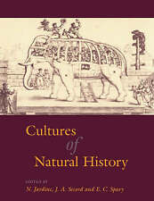 Cultures of Natural History by Jardine, N.