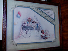 Home Interior by Reiniel Abrams/ From Friendship to Love forever Teddy bear wed/