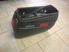 Leatherlyke Cross Country Saddlebags Yamaha Roadstar Luggage SB34