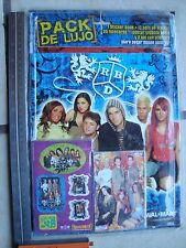 RBD Anahi Maite Perroni stickers fotocard poster official product exclusive 2007