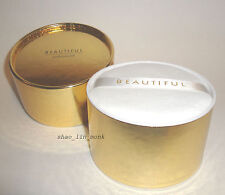 ESTEE LAUDER BEAUTIFUL PERFUME'D DUSTING BODY POWDER WITH PUFF 3oz 85g NEW UB