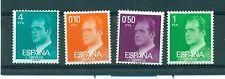 RE JUAN CARLOS - KING JUAN CARLOS SPAIN 1977 Common Stamps