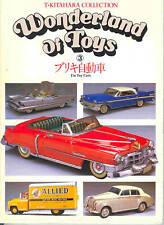 "GSPKW ""WONDERLAND OF TOYS - TIN TOY CARS""  lange vergriffen ! LETZTES/LAST ONE"