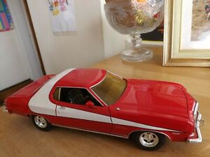 Scale model 1/18 ERTL Ford Gran Torino c 1976 In Need Of Some Love  No Box