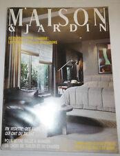 Maison & Jardin French Magazine Votre Chambre October 1984 101414R1
