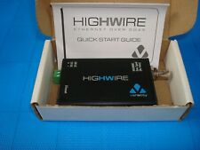 Veracity Highwire Ethernet Over Coax - VHW-HW01