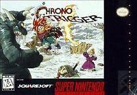 Chrono Trigger (Super Nintendo Entertainment System, 1995).