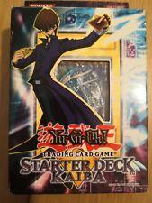 Yu-GI-Oh! - SDK Kaiba - Starter Deck - English Edition complete and boxed