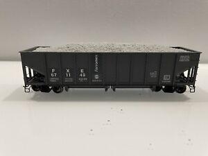 Athearn HO scale Ferromex Ballast Hopper