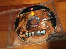 Original Microsoft Xbox: NBA Jam: DISC ONLY!