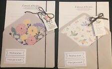 L'amour Flower Letter Set - Kawaii Korean Stationery - Cute Artbox writing paper