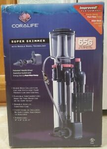 Coralife Super Skimmer 65 GALLON New in Box FREE SHIPPING