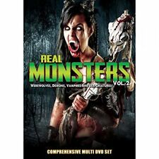 Real Monsters Volume 2 [DVD][Region 2]