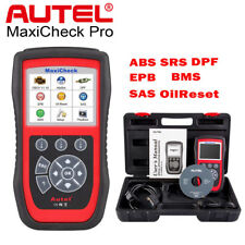 Autel MaxiCheck Pro OBD2 Diagnostic Tool Code Reader Scanner EPB ABS SRS SAS