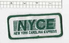 New York Carolina Express (NYCE)  truck driver patch