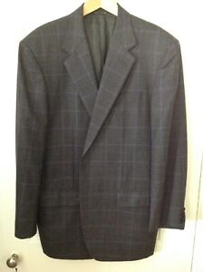 Mabro Jacket Blazer size 44r Cashmere and wool
