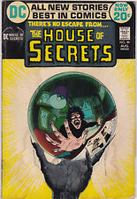 House of Secrets #99 vg+ to fine