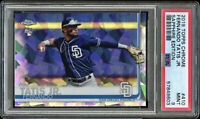 FERNANDO TATIS JR 😜 2019 Topps Chrome Sapphire Rookie RC Card #410 - PSA 9 MINT