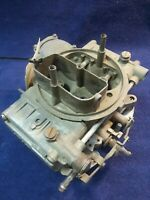 USED HOLLEY LIST # 1850 600 CFM VACUUM SECONDARY PERFORMANCE CARBURETOR