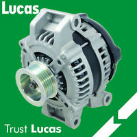 LUCAS ALTERNATOR FOR 2.4L CHRYSLER VOYAGER VAN & DODGE CARAVAN 421000-0030