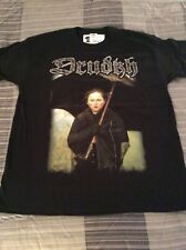 DRUDKH Only The Wind Remembers Shirt XL,Gorgoroth, The Chasm,Inquisition,Azarath