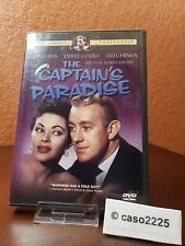 The Captains Paradise (DVD, 1953) Alec Guinness Peter Bull Mint! Watched Once!