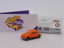"Brekina 25047 # Volkswagen Käfer in "" orange "" 1:87 NEUHEIT !!"