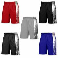 5-Pack Men's Active Athletic Mesh Performance Shorts