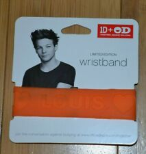 One Direction 1D Office Depot Against Bullying Wristband Louis