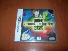 BEN 10 ALIEN FORCE: VILGAX ATTACKS DS (PAL ESPAÑA PRECINTADO)