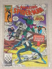 AMAZING SPIDERMAN #280 NM (9.4) SILVER SABLE APP