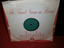 "EDDIE CALVERT MANDY (THE PANSY) / NEVER SAY GOODBYE COLUMBIA RECORDS 1957 10"""