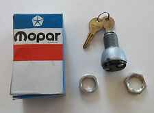 N.O.S. Mopar  2 Position Ignition Switch With 2 Keys Rare Original Obsolete