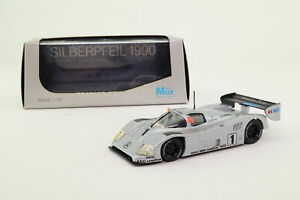 Models Max 11100; Mercedes-Benz C11; 1990 World Champion; Excellent Boxed