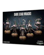 Warhammer 40k Dark Eldar Wracks NIB