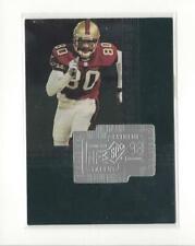 1998 SPx Finite #285 Jerry Rice ET 49ers /7200