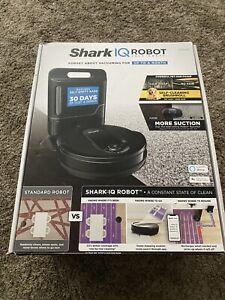 Shark IQ Robot Self Empty Vacuum R105ae