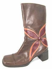"High 3"" and Up Women's Floral Boots"