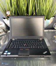 PC portatile Usato Lenovo T430 intel core i5-3gen 4gbdi ram hhd 320gb